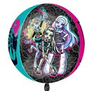 Balon Folie Sfera 3D Monster High 38x40cm, 28396