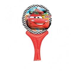Balon Minifolie  Inflate-a-fun Disney Cars, Amscan, 27026