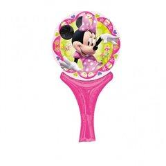 Balon Minifolie Inflate-a-Fun Minnie Mouse, Amscan, 27029