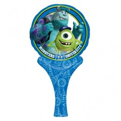 Balon Minifolie Inflate-a-Fun Monsters University, Amscan, 28305