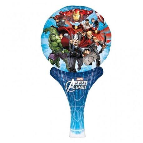 Balon Minifolie Inflate-a-Fun Avengers, Amscan, 28015