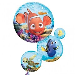 Balon Folie Figurina Finding Nemo, Amscan, 71 x 66 cm, 14511