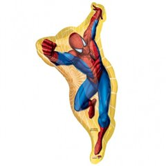 Balon Folie Figurina Spiderman, Anagram, 48x97 cm, 18179