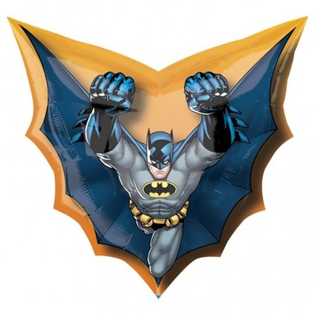Balon Folie Figurina Batman Cape, 71x69 cm, 17755