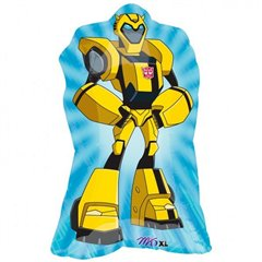 Balon Folie Figurina Transformers Bumble Bee - 46x76 cm, Amscan 16818