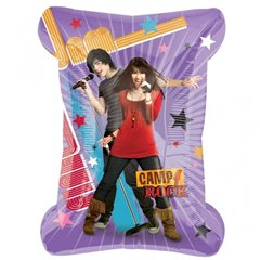 Balon Folie Figurina Camp Rock, 48x86 cm, 17583