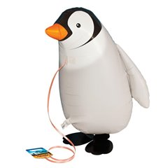 Balon Folie Figurina Pinguin Mergator - 43x20cm, Radar SL-G008