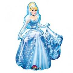 Balon Folie Figurina Airwalker Cenusareasa Disney, Amscan, 121 cm, 23474