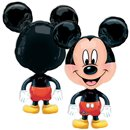 Balon Folie AirWalker Mickey Mouse, Amscan, 53x76 cm, 26369