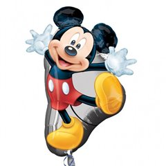 Balon Folie Figurina Mickey Mouse, Amscan, 78 cm, 26373