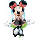 Balon Folie Figurina Minnie Mouse Dirndl, 75 cm, 27390ST