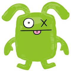 Balon Folie Figurina Ugly Doll Ox, 66x66 cm, 110571