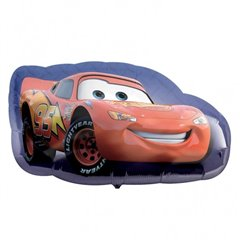 Balon Folie Figurina Cars-Lightening Mcqueen, 76 x 43 cm, 12968