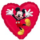 Balon Folie 45 cm Mickey 22945ST