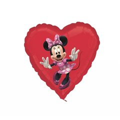 Balon Folie 45 cm Minnie, Amscan 22944