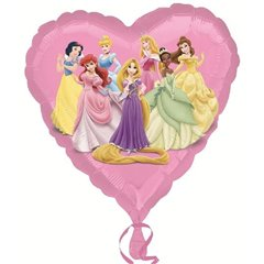 Balon Folie 45 cm Inima Printese Disney 22947ST
