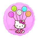 Balon Folie 45 cm Hello Kitty 22952ST