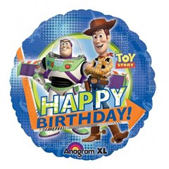 "Balon Folie 45 cm Toy Story ""Happy Birthday"", Amscan 2001101"