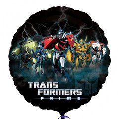 Balon Folie 45 cm Transformers 24855