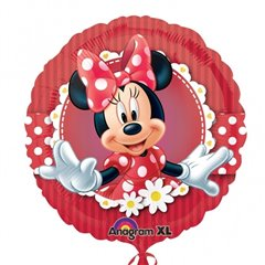 Balon Folie 45 cm Minnie Mouse, Amscan 24813