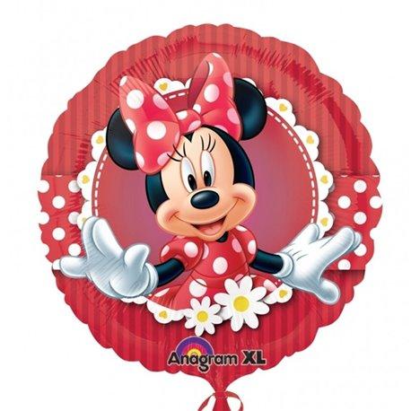 Balon Folie 45 cm Minnie Mouse, Amscan 24813