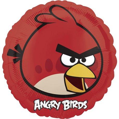 Balon Folie 45 cm Red Bird, Angry Birds 25770