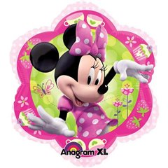 Balon Folie 45 cm Minnie, Amscan 26437