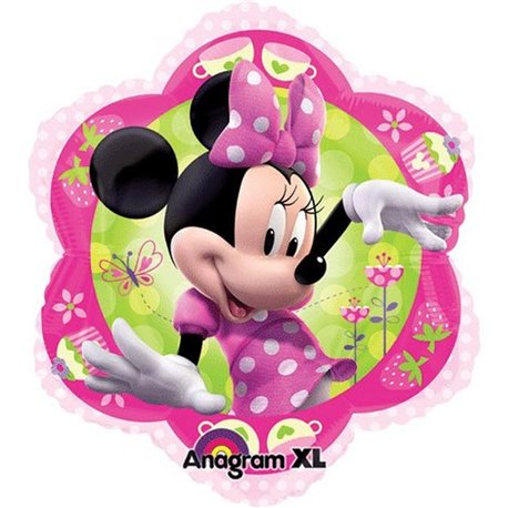 Balon Folie 45 cm Minnie, Amscan 26437