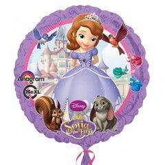 Balon Folie 45 cm Sofia Intai, Amscan 27529