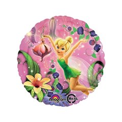 Balon Folie 45 cm TinkerBell, Amscan 26554