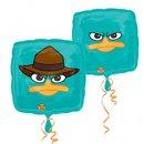 """Balon Folie 45 cm """"Phineas & Ferb"""" 26527"""