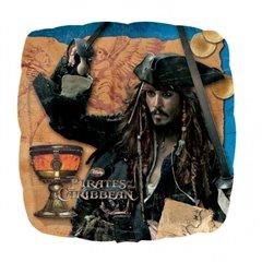 Balon Folie 45 cm Piratii din Caraibe 22301