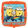 Balon Folie 45 cm Minion Happy Birthday 29953