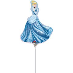 Balon Folie Minifigurina Cenusareasa, Amscan, 25022