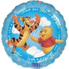 "Balon Folie 45 cm Winnie The Pooh - ""It's A Boy"", Amscan 0960301"