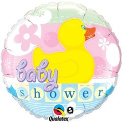Balon Folie 45 cm Baby Shower, Qualatex 11790