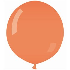 Balon Latex Jumbo 100 cm, Orange 04, Gemar G300.04, 1 buc