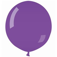 Balon Latex Jumbo 90 cm, Purple 08, Gemar G250.08, 1 buc