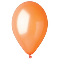 Baloane latex sidefate 26 cm, Orange 31, Gemar GM90.31