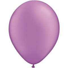 Balon Latex Neon Violet 11 inch (28 cm), Qualatex 74576, set 100 buc