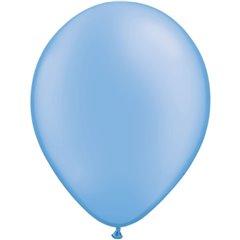 Balon Latex Neon Blue 11 inch (28 cm), Qualatex 78389