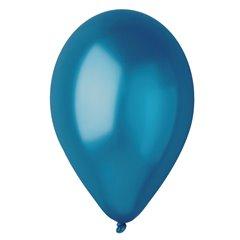 Baloane latex sidefate 26 cm, Albastru 54, Gemar GM90.54