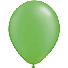 Balon Latex Pearl Lime Green 11 inch (28 cm), Qualatex 49957