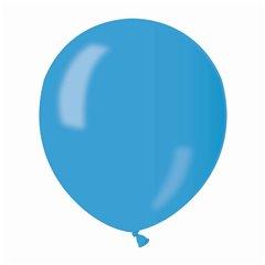 "Baloane latex sidefate 5""/13cm, Albastru 36, Gemar AM50.36, set 100 buc"