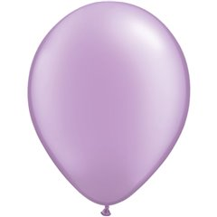 Balon Latex Pearl Lavender 11 inch (28 cm), Qualatex 43778, set 100 buc