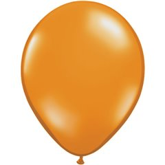 Balon Latex Mandarin Orange, 5 inch (13 cm), Qualatex 43569, set 100 buc