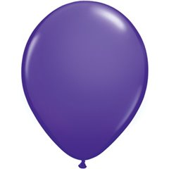 Balon Latex Purple Violet, 16 inch (41 cm), Qualatex 82701