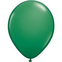 Balon Latex Green, 9 inch (23 cm), Qualatex 43687