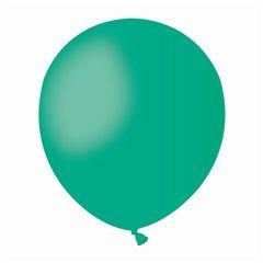 Baloane Latex 13 cm, Verde 13, Gemar A50.13, set 100 buc