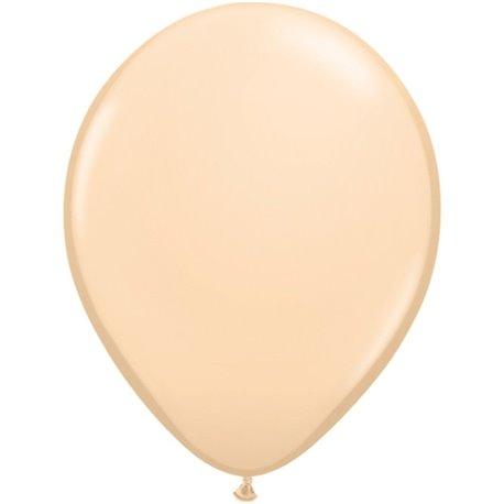 Balon Latex Blush, 16 inch (41 cm), Qualatex 22231, set 50 buc